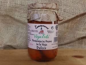 Pimiento artesano asado dulce. En conservas de 314 ml