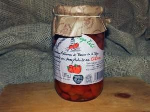 Pimiento agridulce artesano. Conservas de 720 ml