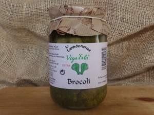 Brócoli al natural. Conservas de 314 ml