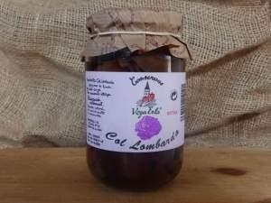 Col lombarda. En conservas de 314 ml