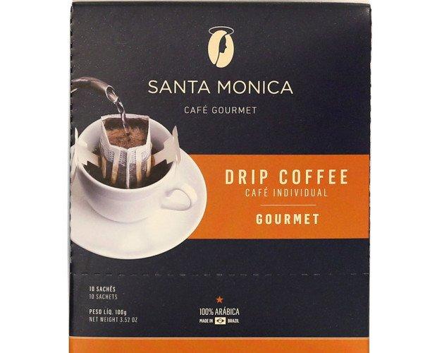 Drip coffe. Filtro