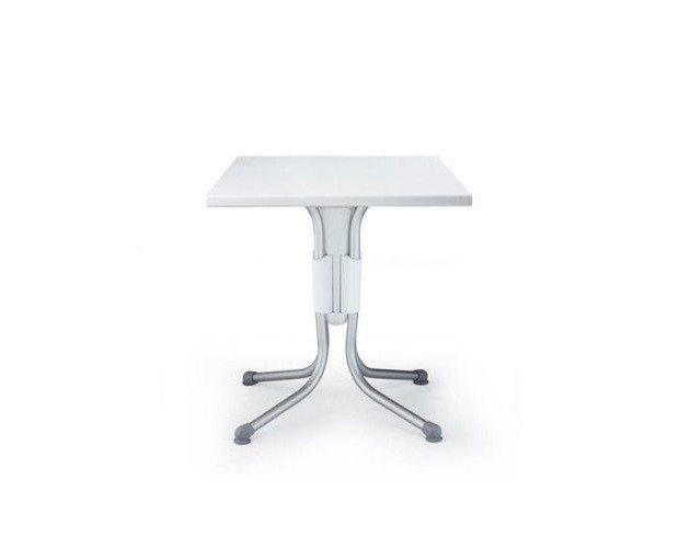 Muebles para Bares. Mesas. Con pata central de aluminio anodizado o pintado