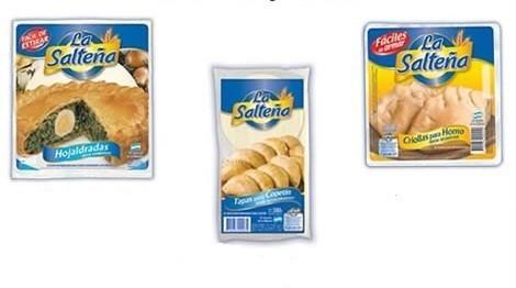 Tapas de empanadas. De horno y de freír