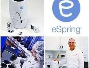 20% de dto. comprando sistema de tratamiento de agua eSpring