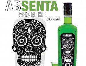 10% de descuento comprando Absenta London Port 89,9º