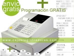 Envío gratis comprando caja registradora Olivetti ECR 7190