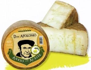 5% de descuento comprando queso Don Apolonio mezcla, 12.96€