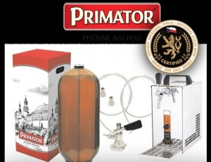Primator promocion temporada regalo maquina