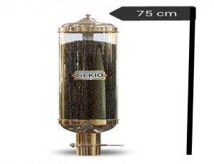5% dto compra 1-5 silos café frutos secos cereales granel