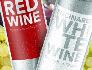 VINOS EN LATA / CANNED WINE