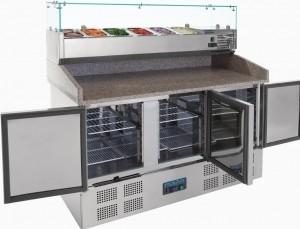 Envío gratis comprando Mostrador Polar ensaladas/pizzas