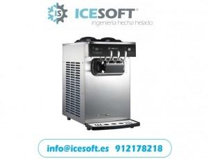 10% de descuento comprando máquina Icesoft- IS S50