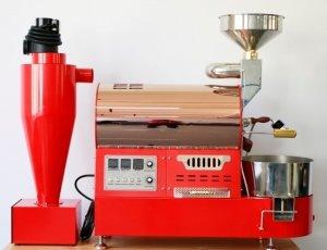 Micro Tostador marca BuonGiorno. Para tostar café de especia