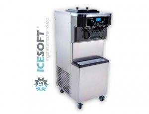 10% de descuento comprando máquina de helado con ruedas