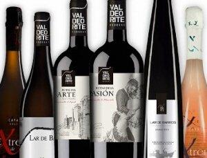 20% de descuento comprando pack de vino y cava