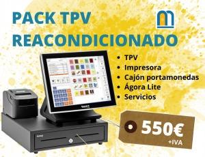 EQUIPO REACONDICIONADO 550€