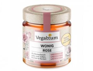 7% de descuento en miel vegana
