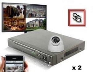 10% de descuento comprando Kit Videovigilancia 450 €
