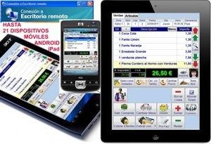 El Mejor Software TPV Táctil Hostelería  79,50 €
