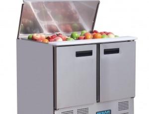 Envío gratis comprando Mostrador de ensaladas refrigerado