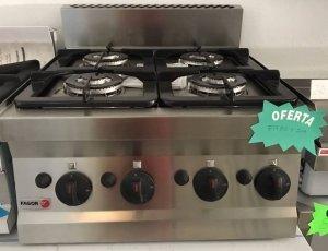 Envío gratis comprando Cocina gas 4 fuegos