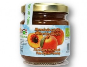 Envío gratis comprando mermelada ecológica de melocotón